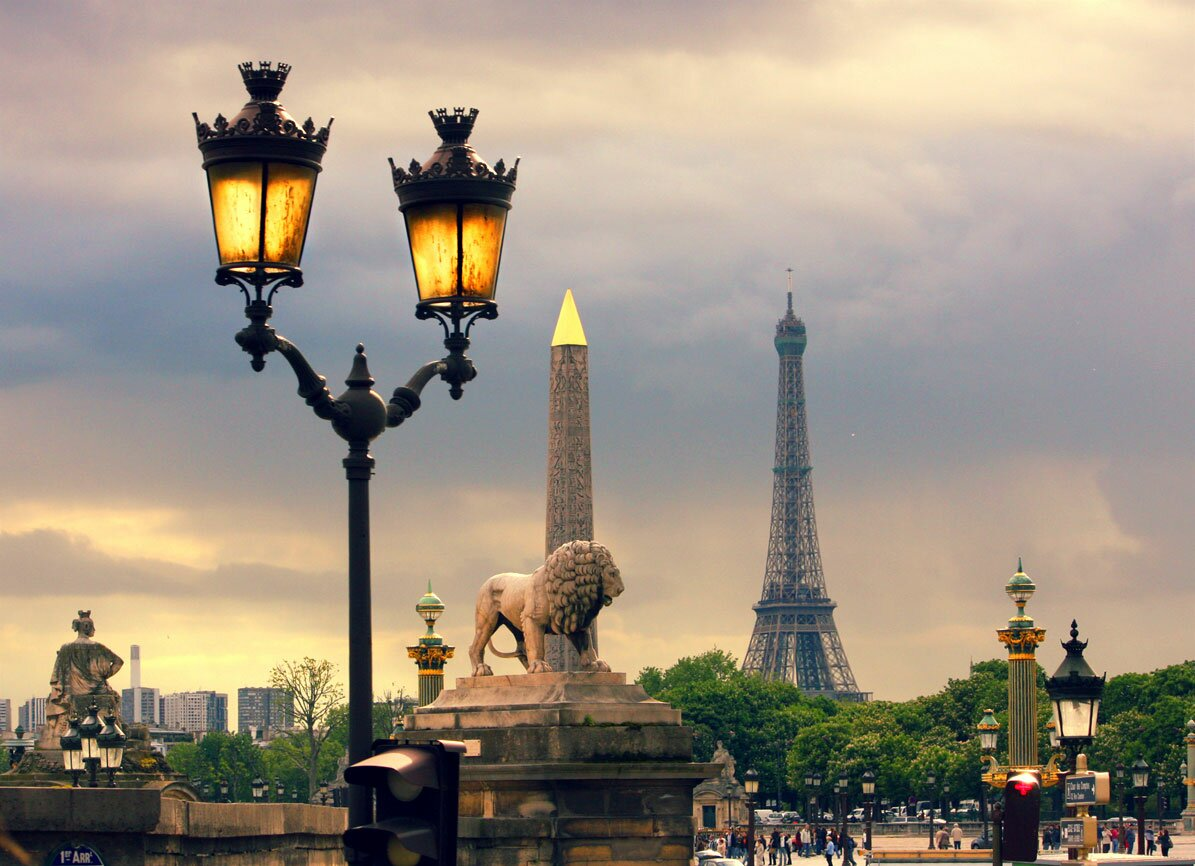 Экскурсионные туры франция париж